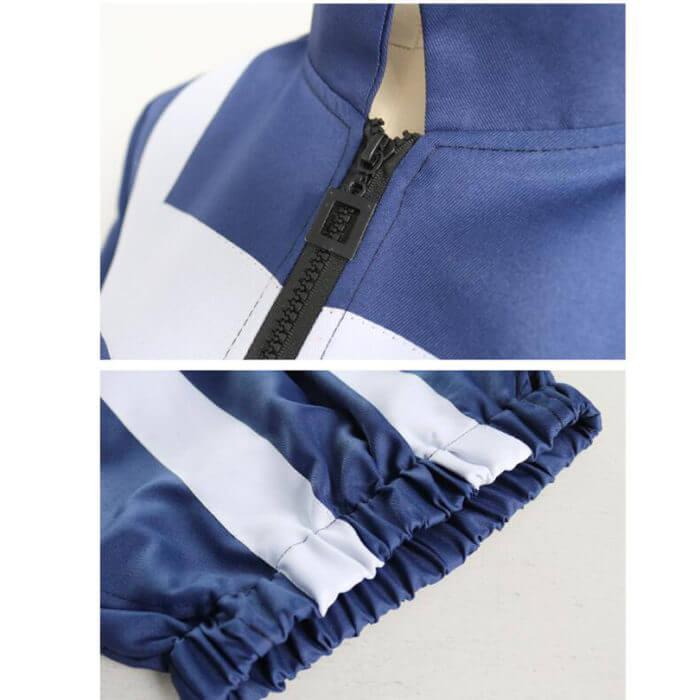 My Hero Academia Boku no Hero Cosplay Costume Men Women School Uniform Gym Suit Tshirt Pants Midoriya Izuku Todoroki Shouto 6