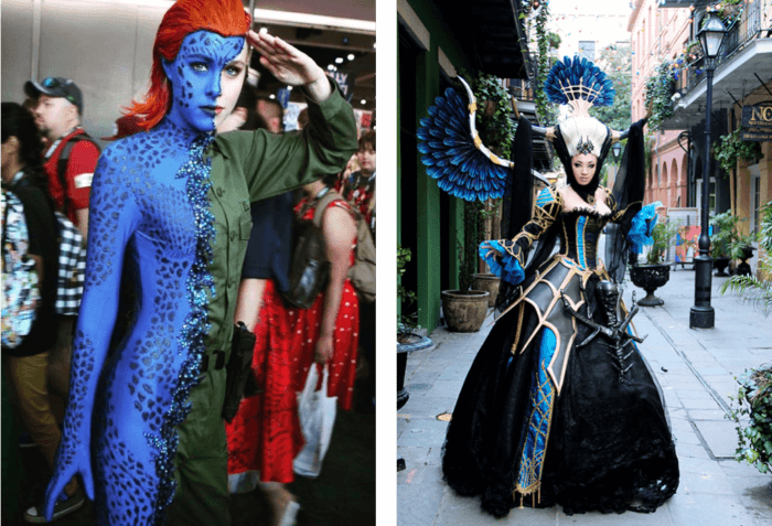 Why is cosplay considered great