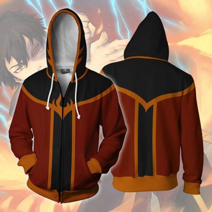 AVATAR Last Airbender-fall APPA Cosplay Hoodie Zipper Up Mit Kapuze Casual Hoodie Anime AVATAR Kostüm Dünne Jacke 3