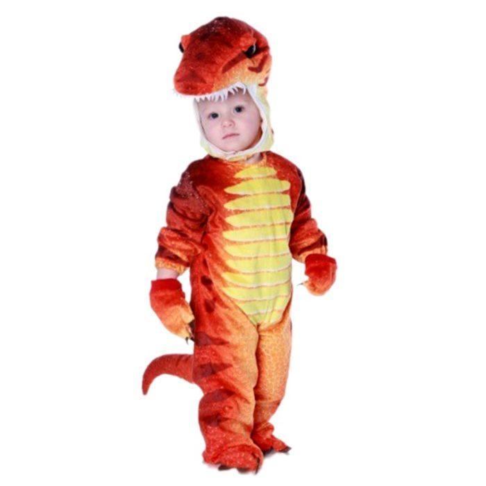 Neue Triceratops Kostüm Jungen Kinder Kleine T-Rex Kostüm Cosplay Dinosaurier Overall Halloween Cosplay Weihnachten kostüme für kinder 5