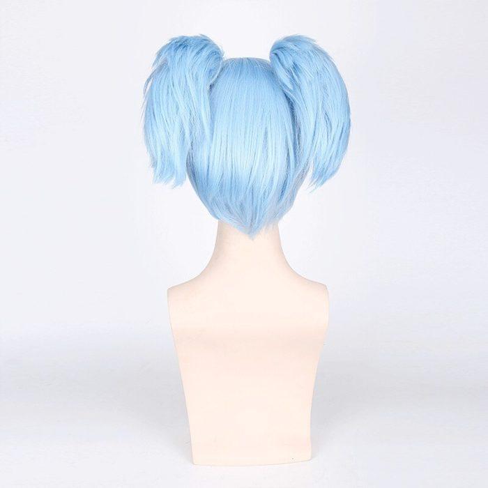 Ermordung Klassenzimmer Shiota Nagisa Pferdeschwänzen Perücke Cosplay Kostüm Ansatsu Kyoushitsu Synthetische Haar perücken 3