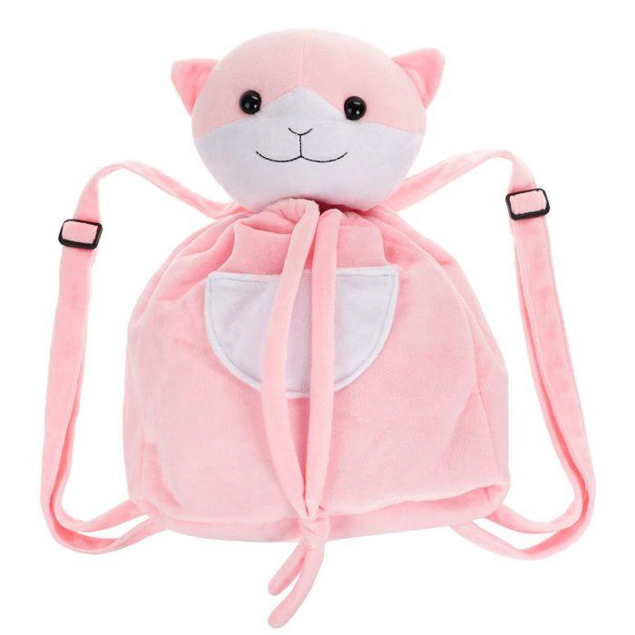 6PCS Sets Danganronpa Chiaki Nanami Cosplay Kostüm Dangan Ronpa Uniform Jacke Bluse/Hemd Rock Cosplay Perücke Krawatte Katze rucksack 6