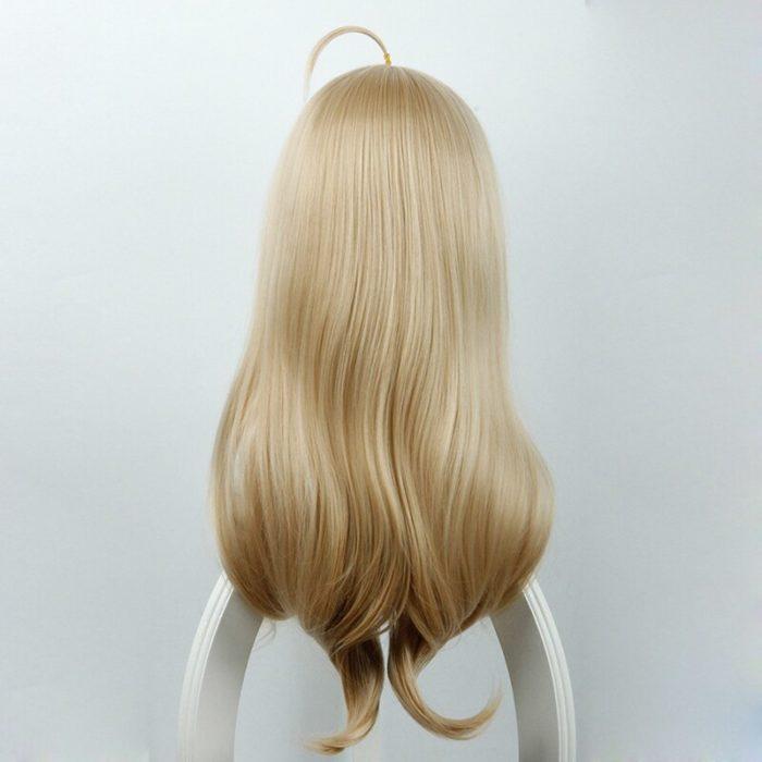 Dangan Ronpa Danganronpa V3 Kaede Akamatsu Perücken Wärme Beständig Sythentic Haar Cosplay Perücke 3