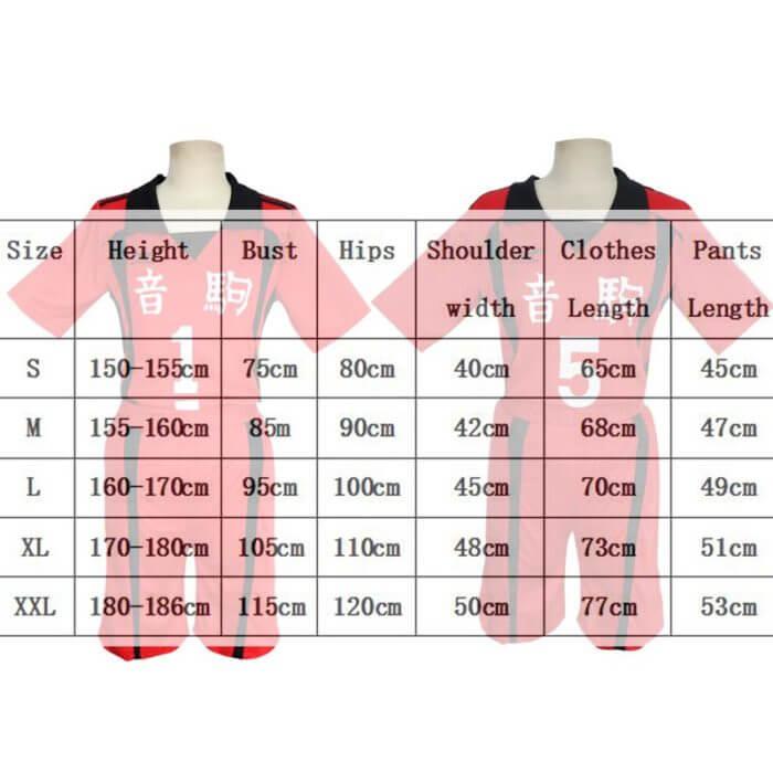 9 stile Haikyuu Cosplay Kostüm Karasuno Gymnasium Volleyball Club Hinata Shyouyou Sportswear Trikots Uniform 4