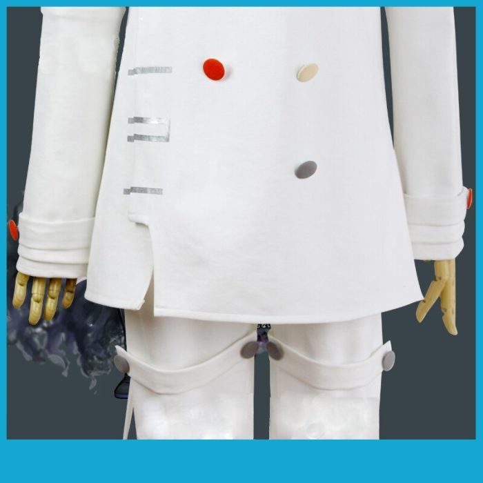 Anime Danganronpa V3 Ouma kokichi Cosplay Kostüm Japanischen Spiel Schuluniform Anzug Outfit 6