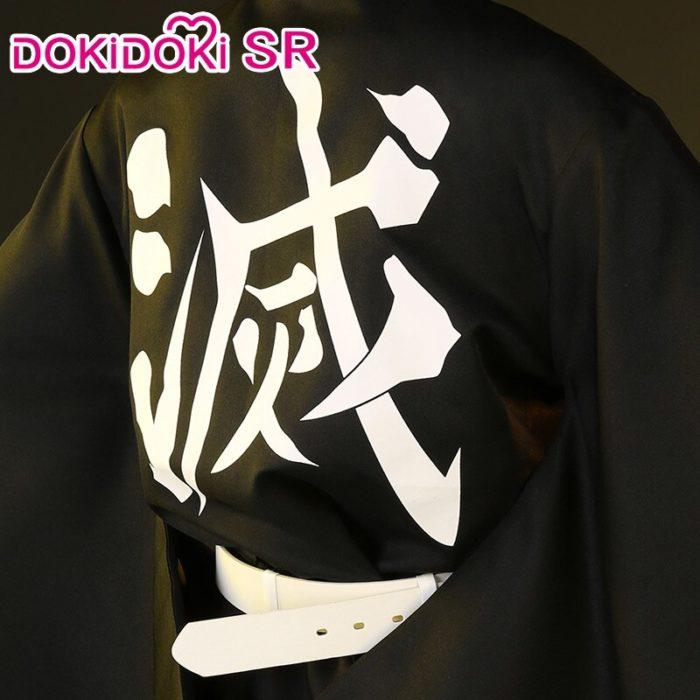 DokiDoki-SR Anime Cosplay Dämon Slayer: kimetsu keine Yaiba Cosplay Kostüm Tokitou Muichirou Cosplay Kimetsu keine Yaiba Kostüm Männer 3
