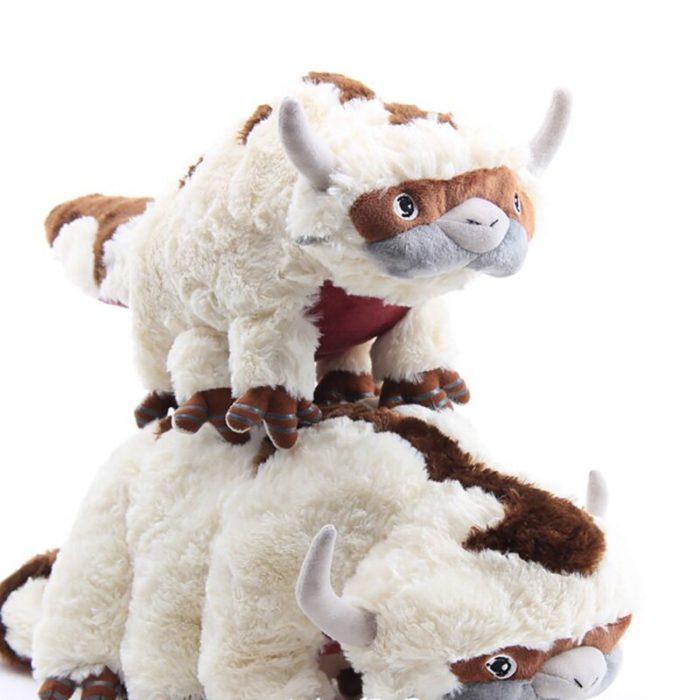 Anime Kawaii Avatar Die Last Airbender-fall Appa Plüsch Spielzeug Cosplay RARE Peluche Minion Stuffed Puppen Kid Spielzeug 2