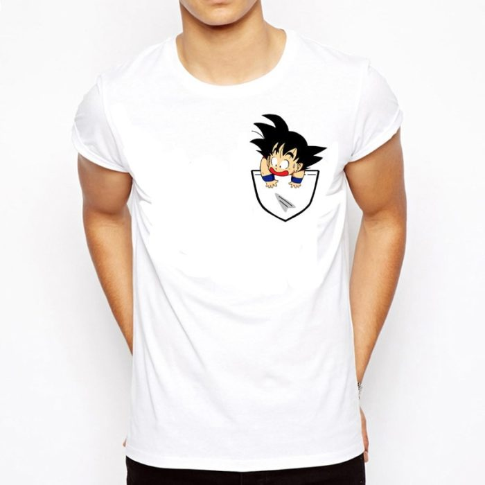 Dragon Ball T Hemd Männer Sommer Dragon Ball Z super sohn goku Slim Fit Cosplay 3D T-Shirts vegeta T-shirt Homme 1