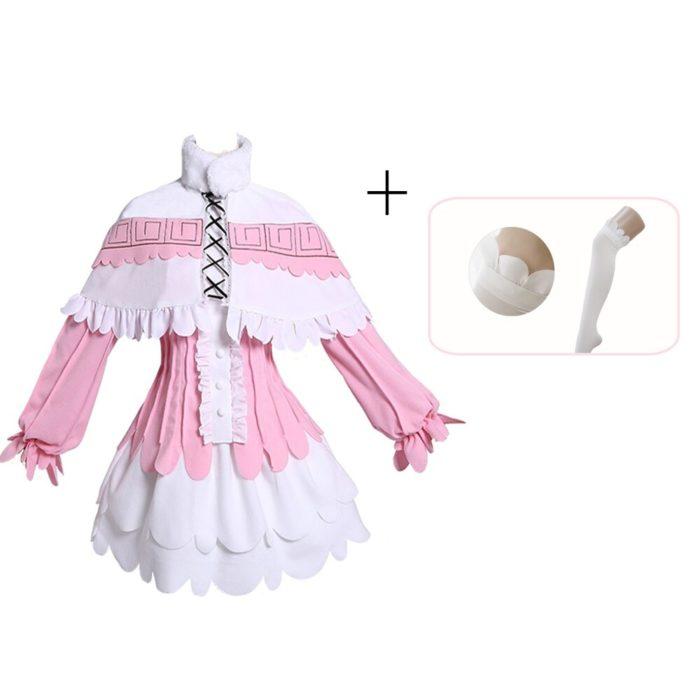 Kanna Cosplay Japanischen Anime Fräulein Kobayashi der Drachen Maid Kamui Kanna Cosplay Kostüme Halloween Weihnachten Kleid Für Frauen 2