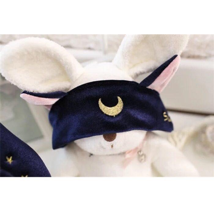 Sailor Moon Luna Katze Ohren Stirnband Cosplay prop Nette Gesicht Waschen Make-Up Werkzeug Haar Zubehör 5