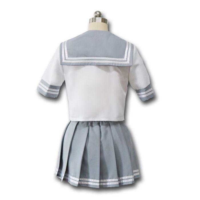 Japanischen Anime Liebe Live Sonnenschein Cosplay Kostüm Takami Chika Mädchen Sailor Uniformen Liebe Live Aqours Schule Uniformen 2