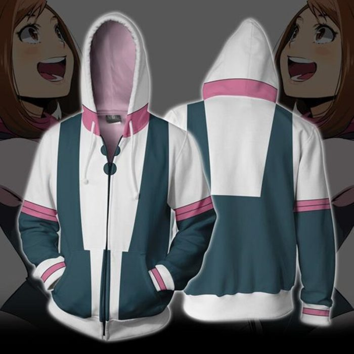 3D Gedruckt Meine hero wissenschaft Zipper Hoodie Männer Frauen keine hero wissenschaft Alle Könnte Cosplay Kostüm Sweatshirt Schuluniform Jacken 3