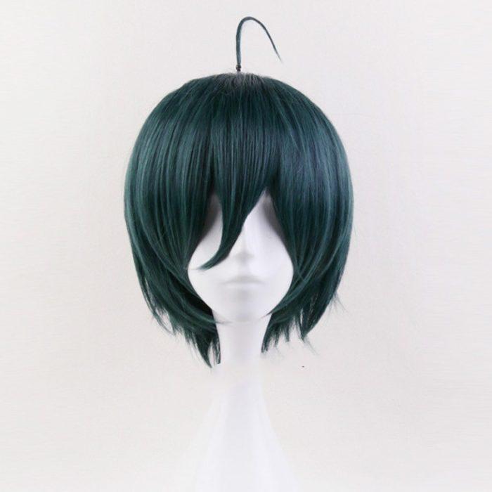 Shuichi Saihara Cosplay Perücke Danganronpa V3: Tötung Harmonie Kostüm Spielen Perücken Halloween Kostüme Haar 1