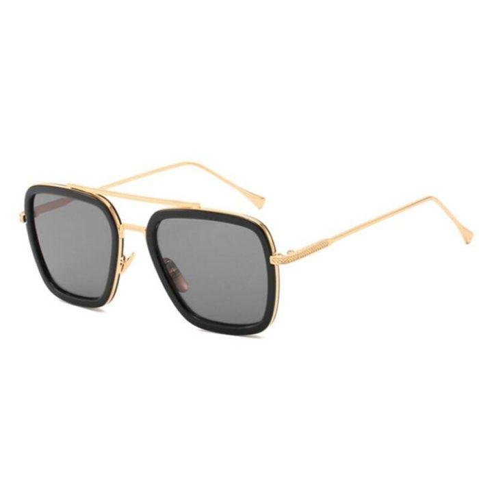 Spinne Weit Von Zu Hause Eisen-Mann Gläser Film Peter Parker Cosplay Spinne Edith Sonnenbrille 3