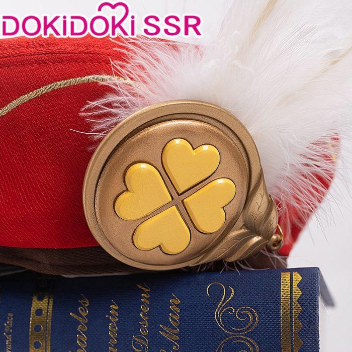 PRE-SALE DokiDoki-SSR Spiel Genshin Auswirkungen Cosplay Halloween Klee Genshin Auswirkungen Klee Cosplay 4
